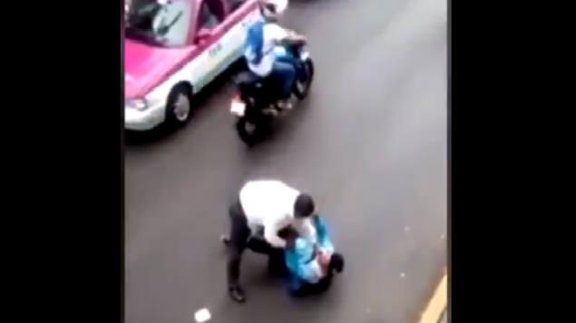 Taxista perdona a asaltante y termina vilmente apuñalado