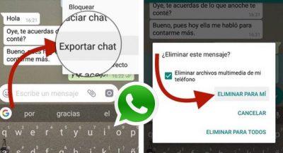 Así de fácil pueden robar tus conversaciones de WhatsApp sin que lo notes