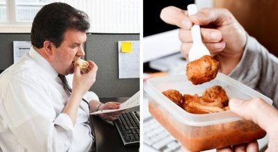Descubre por qué calentar tu comida en tupper provocaría obesidad