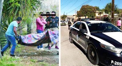 Intentan deshacerse de encobijado y terminan perseguidos por la Policía