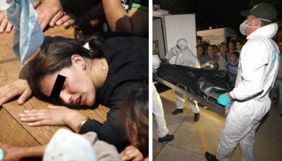 Mujer asiste al funeral de su primo y lo alcanza en el <i>más allá</i>