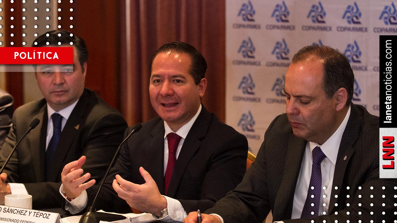 Empresarios proponen a AMLO crear un consejo para manejo de política fiscal