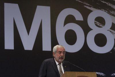 UNAM e IPN conmemorarán los 50 años del movimiento del 68 en San Lázaro
