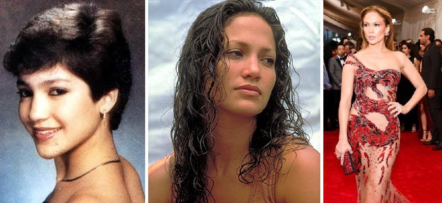 La otra Jennifer López: filtran imágenes de la trasformación de JLO (fotos)