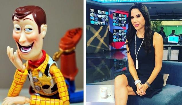 Paola Rojas y el enfoque a su retaguardia que enciende internet (VIDEO)