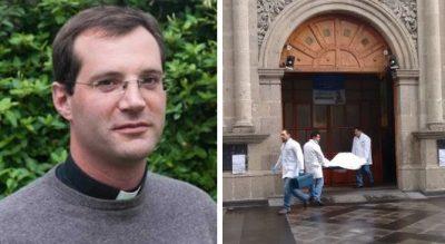 Sacerdote acusado de abuso sexual se suicida al interior de una iglesia