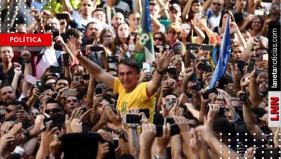 Jair Bolsonaro declara que está 'bien y recuperándose' tras atentado en Brasil