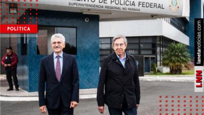 Cuauhtémoc Cárdenas viaja a Brasil para visitar a Lula en prisión