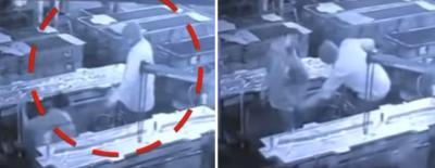 Broma tiene trágico final y termina robando la vida a un inocente (VIDEO)