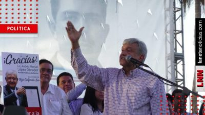 AMLO: asunto minero en Baja California Sur será sometido a consulta