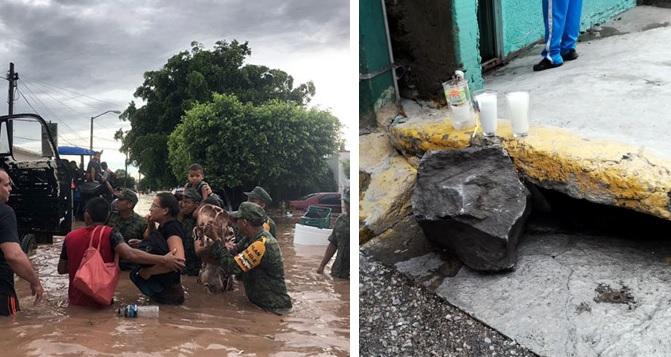 Hugo jugaba en canal de riego y murió arrastrado por la corriente en Sonora