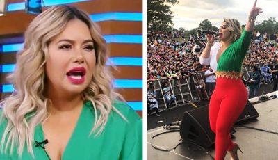 <i>Bola de pend…</i>: Chiquis Rivera estalla contra quienes la llaman <i>antimexicana</i>