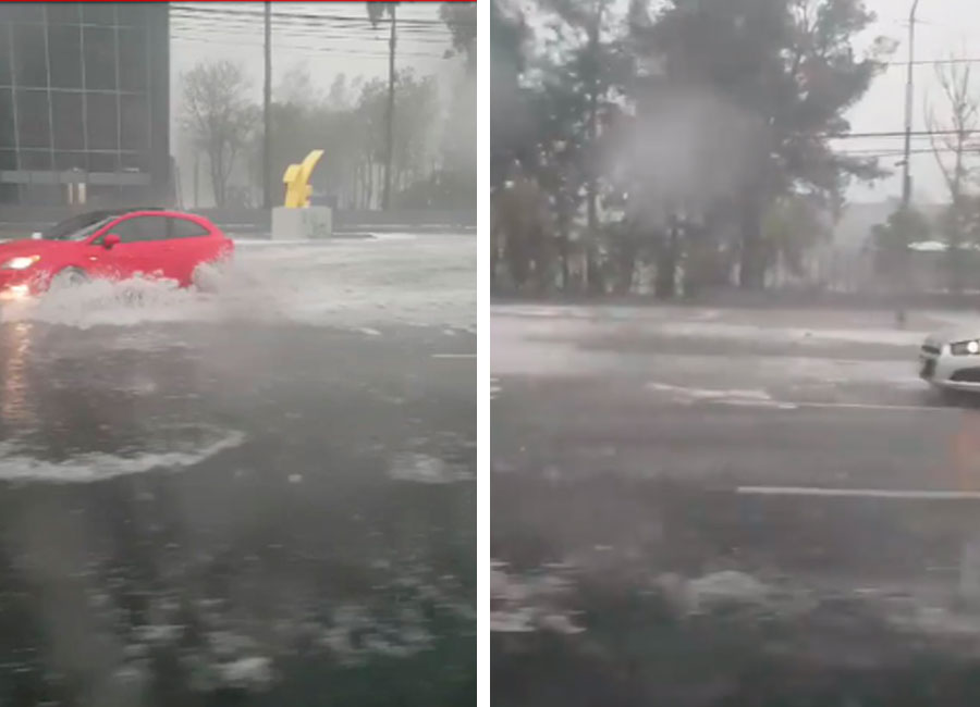 <i>¡Aguas!</i>: emiten alerta amarilla por lluvias en CDMX