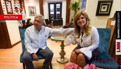 AMLO y Pavlovich acuerdan atender problema de agua y carreteras en Sonora