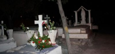 Aterrador: profanan tumba y dejan cadáver expuesto a la intemperie