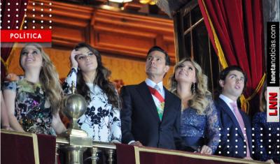 Peña no ofrecerá cena de gala después del Grito de Independencia