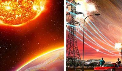 Científicos alertan sobre poderosa tormenta solar que afectará a la Tierra
