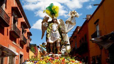 ¿Por qué se celebra a San Miguel Arcángel?