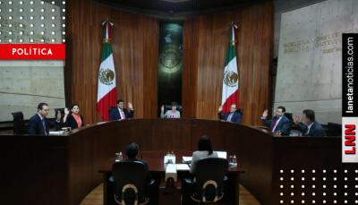 Tepjf devuelve dos escaños a Morena en Congreso de la CDMX