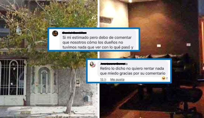 Intenta rentar casa de masacre y cibernautas detectan fantasmas en las fotos