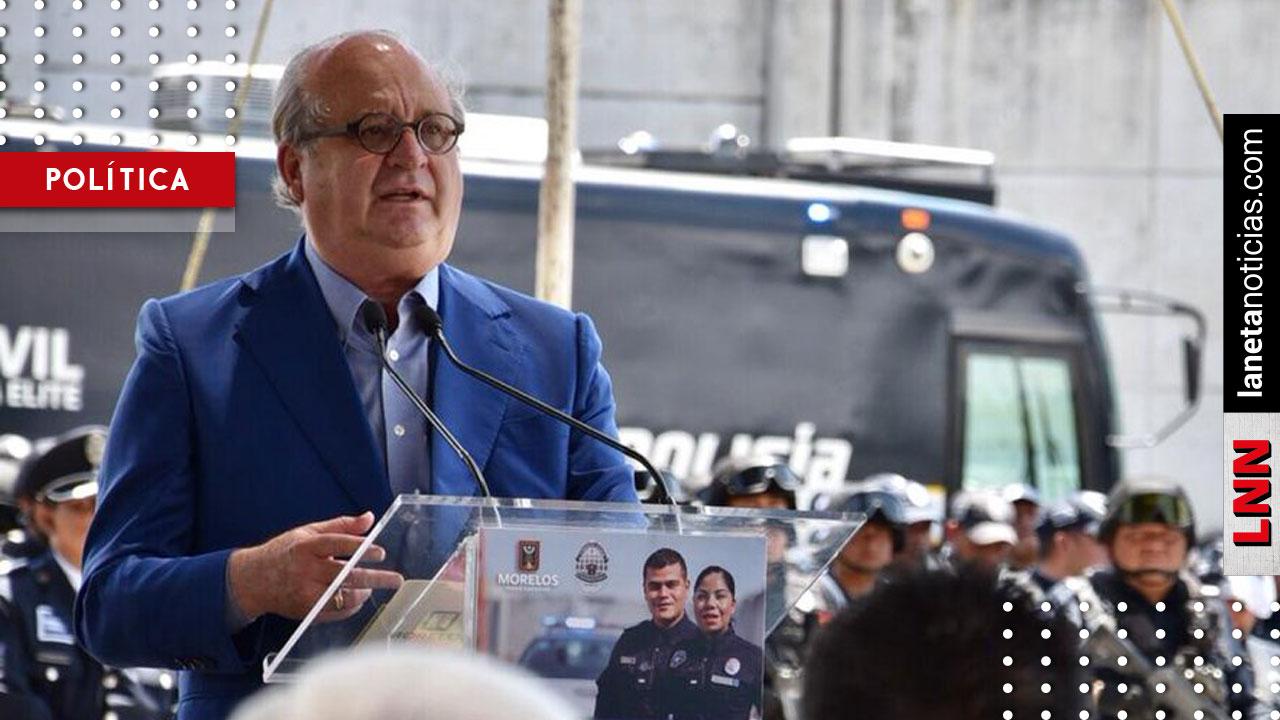 Gobierno de Graco Ramírez cumple con obligaciones de transparencia