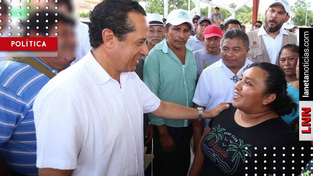 Carlos Joaquín garantiza mejores oportunidades para adultos mayores