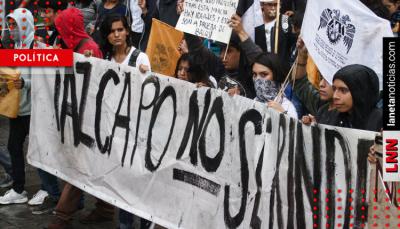 Detienen a tercer implicado en las agresiones de la UNAM