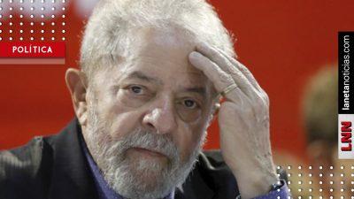 Lula renuncia a candidatura presidencial en Brasil