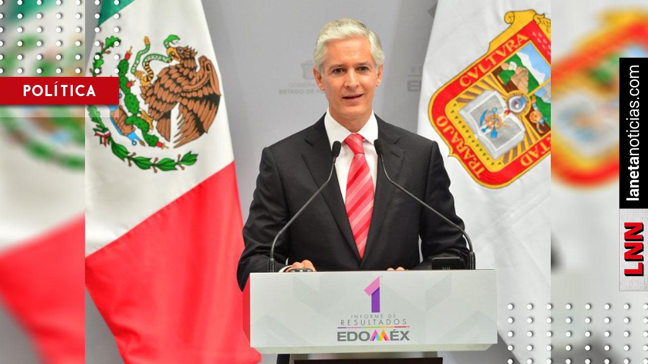 Alfredo del Mazo anuncia aumento del 15% en la red de autopistas mexiquenses