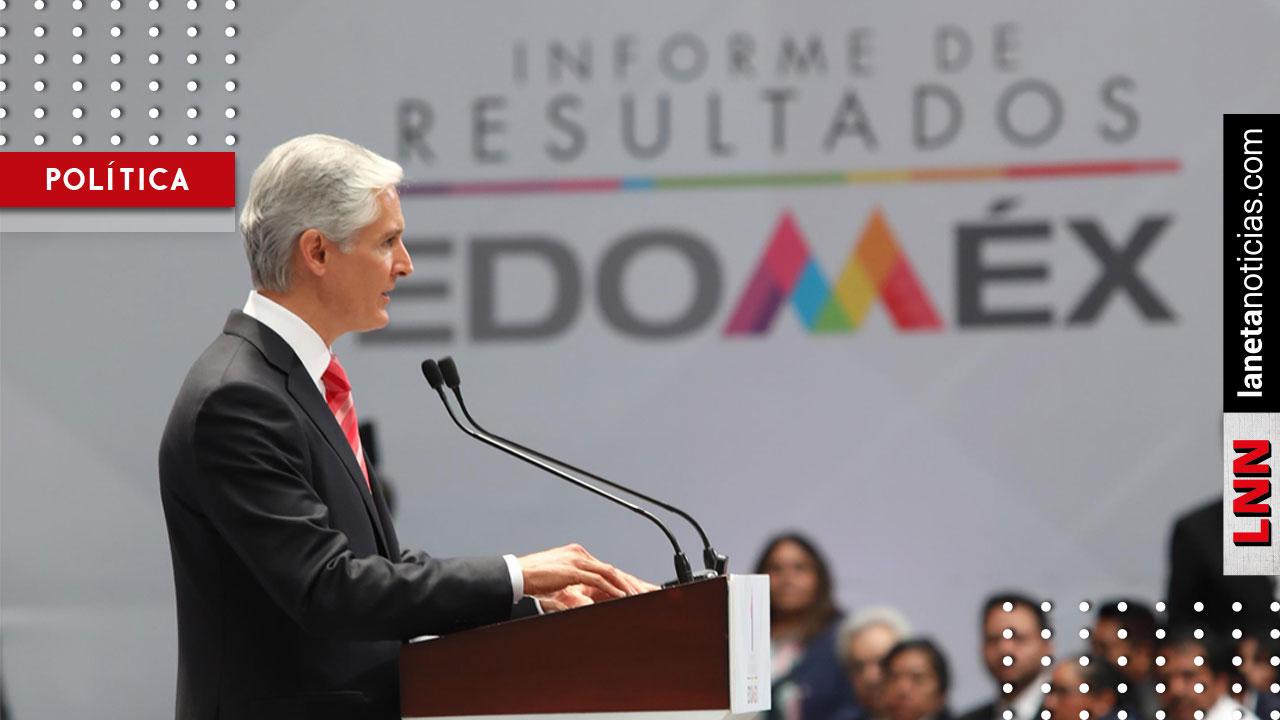 Disminuye en Edoméx incidencia delictiva total en 12%: Alfredo del Mazo