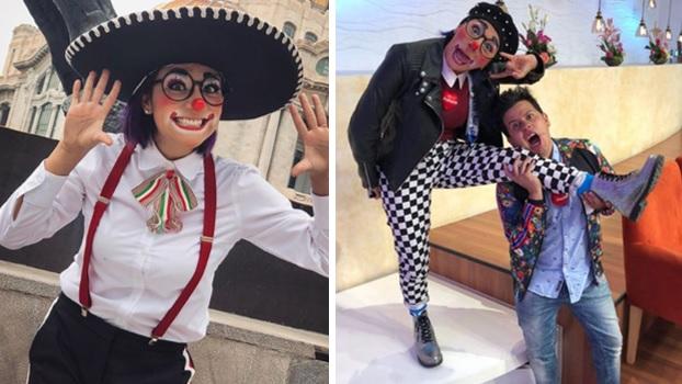 <i>Fea y plana</i>: destrozan a Popotitos por mostrar curvas sin traje de payasa