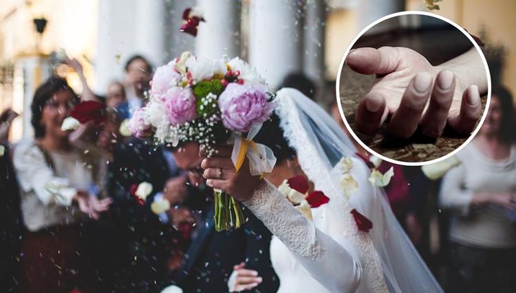 <i>Se queda con las ganas</i>: muere en plena noche de bodas