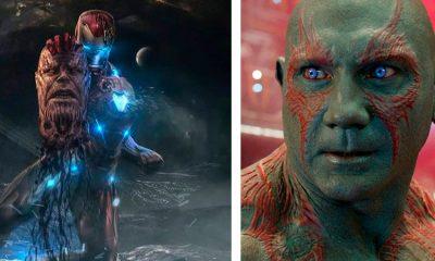 'Drax' revela <i>insólitos</i> spoilers de Avengers 4