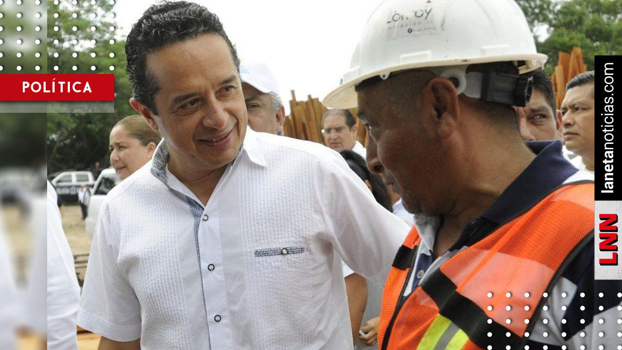 Carlos Joaquín impulsa acciones de prevención de accidentes en el trabajo