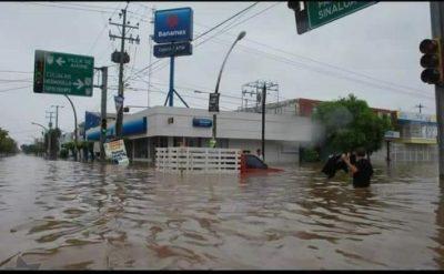 Alerta en Sonora y otros estados por lluvias además de Sinaloa