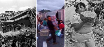 Trágicos paralelismos: 19 de septiembre de 1985 y 19 de septiembre de 2017 (FOTOS)