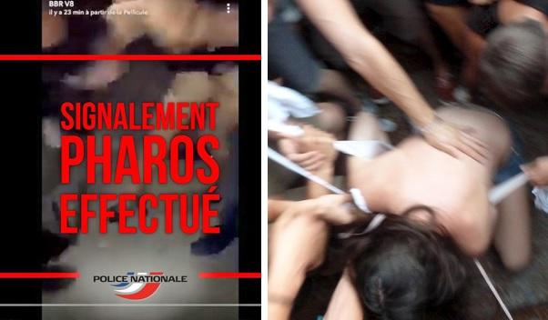 <i>Dejen de grabar, es una violación</i>: indigna abuso grupal transmitido en redes