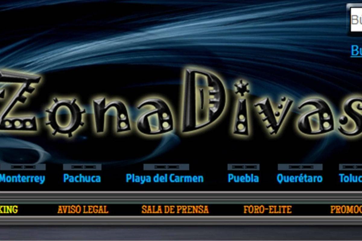 Exponen oscuros inicios del portal Zona Divas, acusado de trata de personas