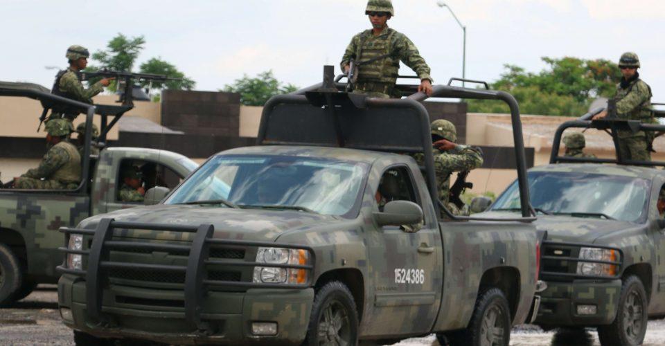 Sacarán al Ejército a las calles por inseguridad en Monterrey