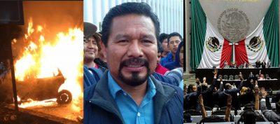 Senadores urgen eliminar el fuero tras incidente de diputado morenista