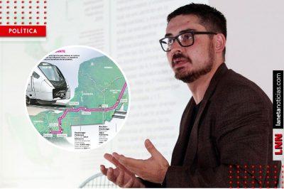Tren Maya también <i>se consultaría</i>, sugiere futuro titular de Sedatu