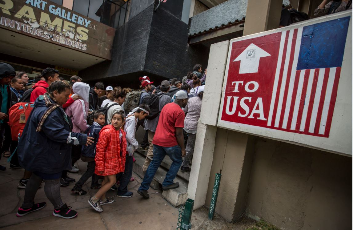 Caravana migrante: el origen de un 'viacrucis' en busca de asilo