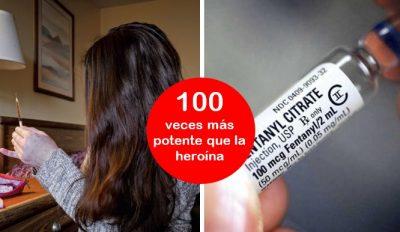 Fentanilo, la poderosa droga que podría llegar a farmacias mexicanas