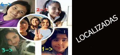 Policía recupera a cuatro niñas desaparecidas que tenían en vilo a Tijuana