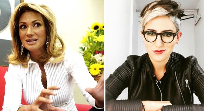 Aseguran que Maca Carriedo es el 'títere' de Adela Micha en Televisa