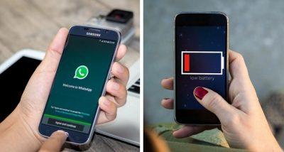 Descubre cómo ahorrar batería y datos al usar WhatsApp