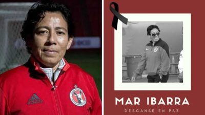 Levantan y asesinan a golpes a Mar Ibarra, fundadora de Xolos Femenil
