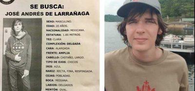 Denuncian desaparición de José Andrés de Larrañaga Canalizo en Puebla