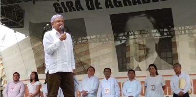 AMLO en Yucatán: Banco del Bienestar garantizará dinero 'sin intermediarios'