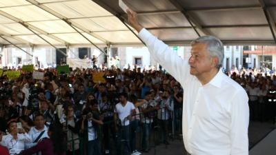 AMLO realizará mítines en Zacatecas y Aguascalientes este domingo